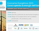 Presentación Escenarios Energéticos 2035